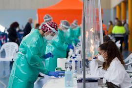 Detectados en Mallorca dos casos de la variante colombiana del coronavirus