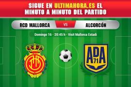 DIRECTO   Real Mallorca - Alcorcón