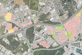 Ibiza tiene proporcionalmente la mitad de suelo industrial que Mallorca