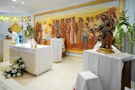 La Virgen cumple medio siglo como símbolo de Puig d'en Valls