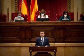 ERC y JxCat acuerdan desencallar la investidura y formar Govern de coalición