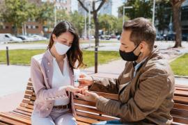 Científicos españoles desarrollan cuatro productos que aportan «protección inmediata de más de siete días» frente al coronavirus y otros microorganismos