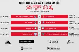 La UD Ibiza se enfrentará al UCAM Murcia en la final para ascender a Segunda