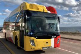 Este miércoles se incorporan nuevas líneas de bus y más frecuencias en la comarca de Llevant