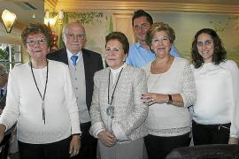 Comida de Navidad de la Asociación de Amigos de los Molinos de Mallorca