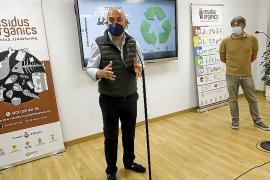 El Consell d'Eivissa trabaja en una línea de subvenciones para fomentar la recogida de materia orgánica