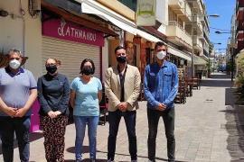 4.500 euros en vales para restaurantes, bares y cafeterías de Santa Eulària
