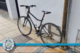 Denunciado un ciclista que triplicó la tasa de alcohol en un control en Sant Josep
