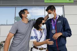 Tur llega con su billete olímpico