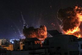 Seis cohetes disparados desde Líbano hacia Israel caen en territorio libanés