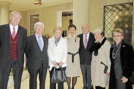 El Rotary Club Mallorca celebra su cena de Navidad