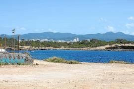 Sant Antoni proyecta una rampa en la Punta de Cala Gració
