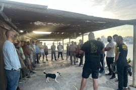 Los afectados por la retirada de los fondeos irregulares en Sant Antoni se organizan