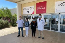 Salud potenciará el programa de atención a la cronicidad en Formentera tras la mejora de la situación epidemiológica