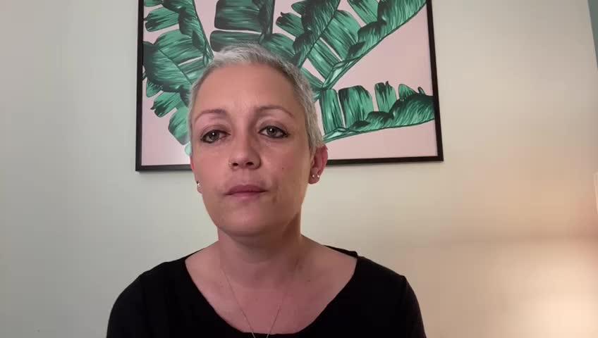 Alejandra Ferrer llama a los formenterenses a vacunarse
