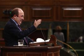 Iceta rechaza la autodeterminación de Cataluña y ve inviable la amnistía