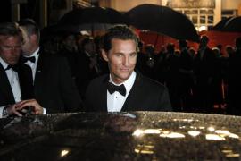 Matthew McConaughey y Camila Alves, padres por tercera vez