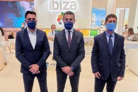 Sant Antoni se presenta en Fitur 2021 apostando por el turismo LGTBI, gastronómico y nupcial