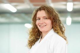 Cristina Ferrer se queda sin medalla en el Europeo
