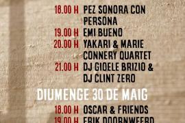 Sant Ferran bailará el próximo fin de semana con la Mostra de Músics de Formentera
