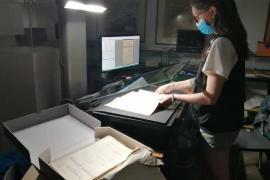El Arxiu d'Eivissa i Formentera digitaliza pasaportes fechados entre 1819 y 1859