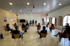 Sant Josep incorpora un nuevo grupo de 25 trabajadores SOIB Reactiva 2020