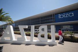 El aeropuerto de Ibiza tiene programados 393 vuelos para este fin de semana