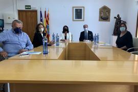 El embajador italiano en España constata que Formentera es un «destino seguro»