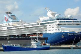 Baleares presiona a Madrid para que autorice los cruceros internacionales ya