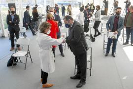 La enésima presentación del solar de Ca n'Escandell costó casi 24.000 euros