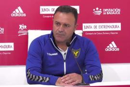 «De la UD Ibiza me preocupa todo. Es un equipo equilibrado»