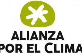 La Alianza por el Clima Ibiza se une al manifiesto sobre la ley de cambio climático