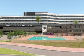 El hotel Ibiza Corso renueva su imagen
