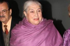 Fallece Ángela Tejedor en Ibiza, madre de Micky, Mónica y Ángela Molina, a los 88 años