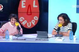Silvia Abril se mofa del acento de los baleares en la radio