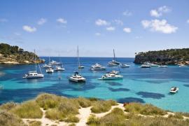 Playa del Mago en Mallorca