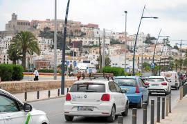 La reordenación del tráfico de Vila, pendiente del visto bueno del Consell