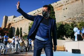 Amadeo Salvo: «Yo me siento un ibicenco más»