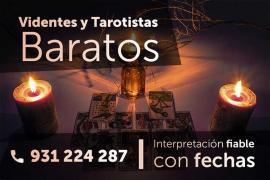 Videntes y tarotistas baratas [españolas las 24 horas]