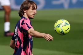 Luka Modric renueva con el Real Madrid hasta 2022