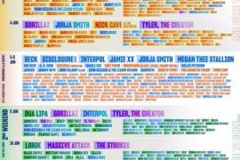 El Primavera Sound 2022 anuncia a The Strokes, Nick Cave, Gorillaz, Dua Lipa y Beck