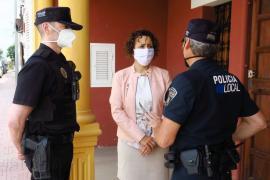 Sant Antoni amplia el servicio de Policía de Proximidad con la incorporación de un segundo agente