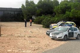 Herido grave un hombre tras despeñarse en Cap Martinet
