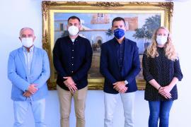 El Ayuntamiento de Sant Antoni amplía la plantilla de Obras Públicas