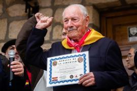 Fallece Josep Eduard Almudéver, el último brigadista internacional
