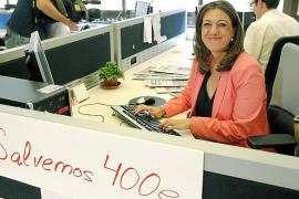 El PSOE se vuelca en salvar la ayuda de los 400 euros