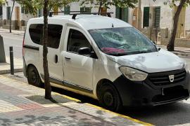 Herido muy grave tras ser violentamente atropellado en Ibiza