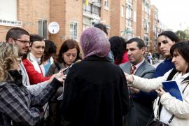 Polémica por el uso del velo islámico en un instituto público madrileño