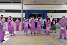 Sanitarios de Can Misses reclaman la creación de la especialidad de Urgencias