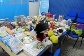 Los artículos de primera necesidad se imponen a  los juguetes